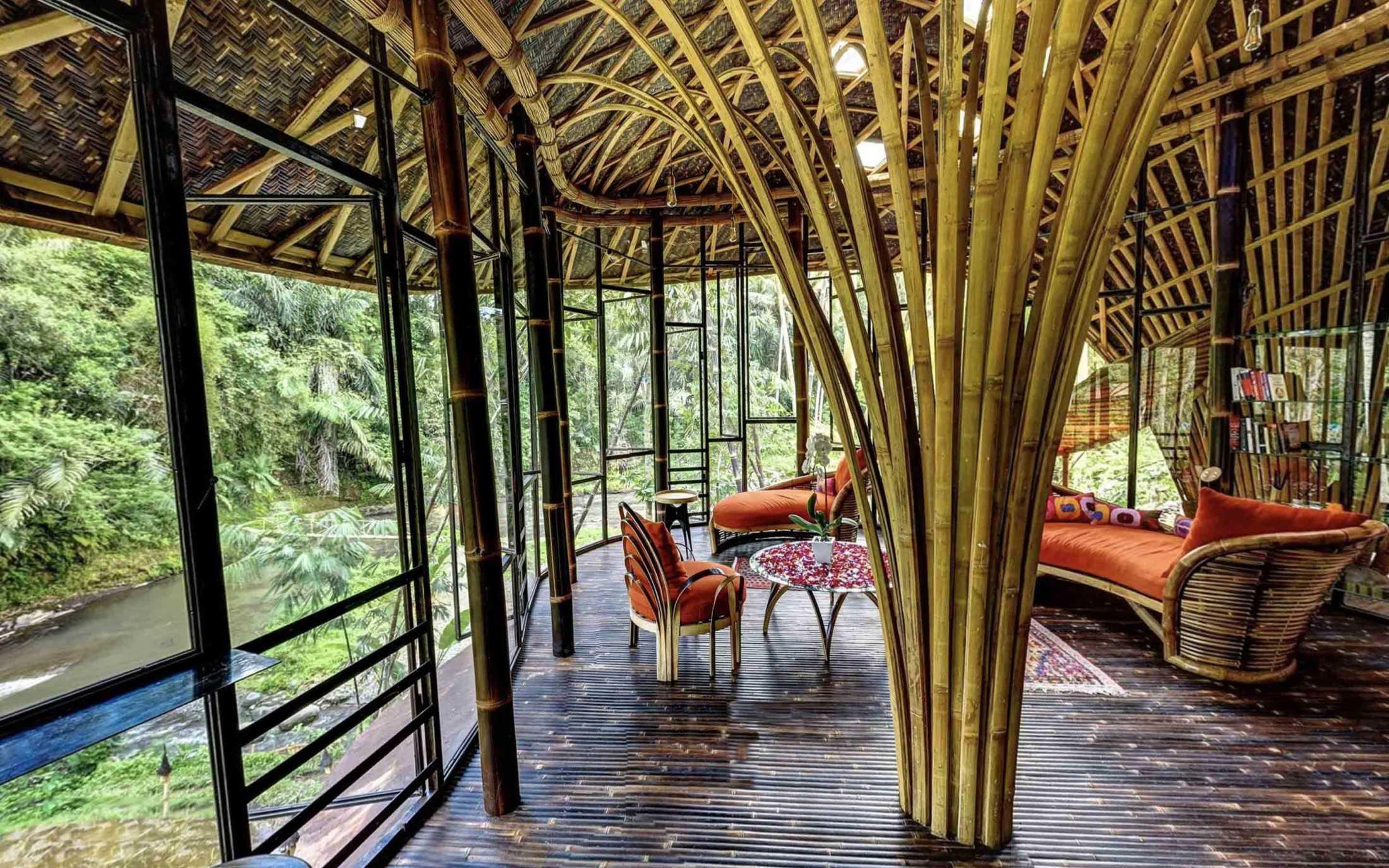 Agung Budi Raharsa | Architecture & Engineering Riverbend Bamboo House - Bali Bali, Indonesia Bali, Indonesia Agung-Budi-Raharsa-Riverbend-House-Bali  88715