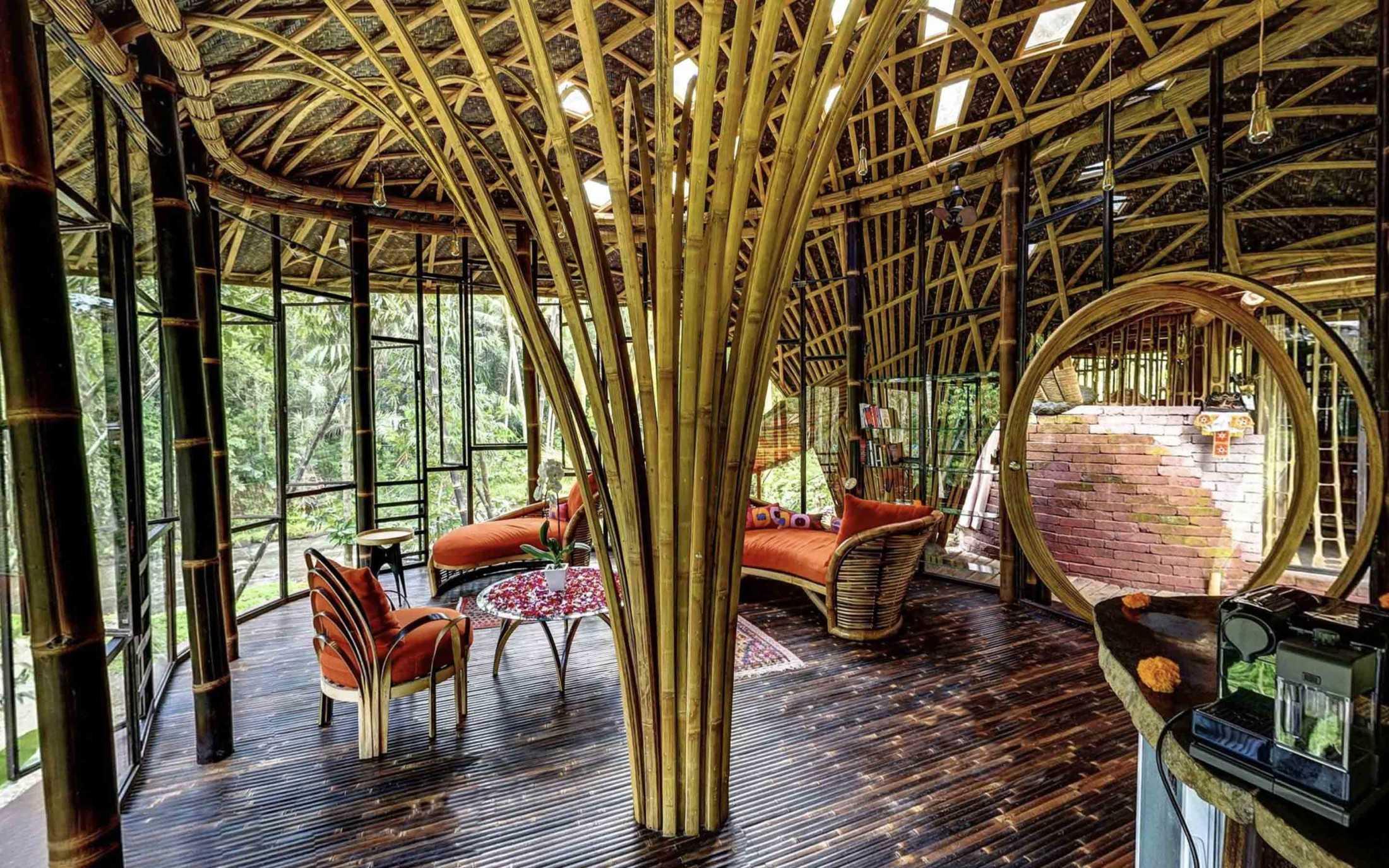 Agung Budi Raharsa | Architecture & Engineering Riverbend Bamboo House - Bali Bali, Indonesia Bali, Indonesia Agung-Budi-Raharsa-Riverbend-House-Bali  88716