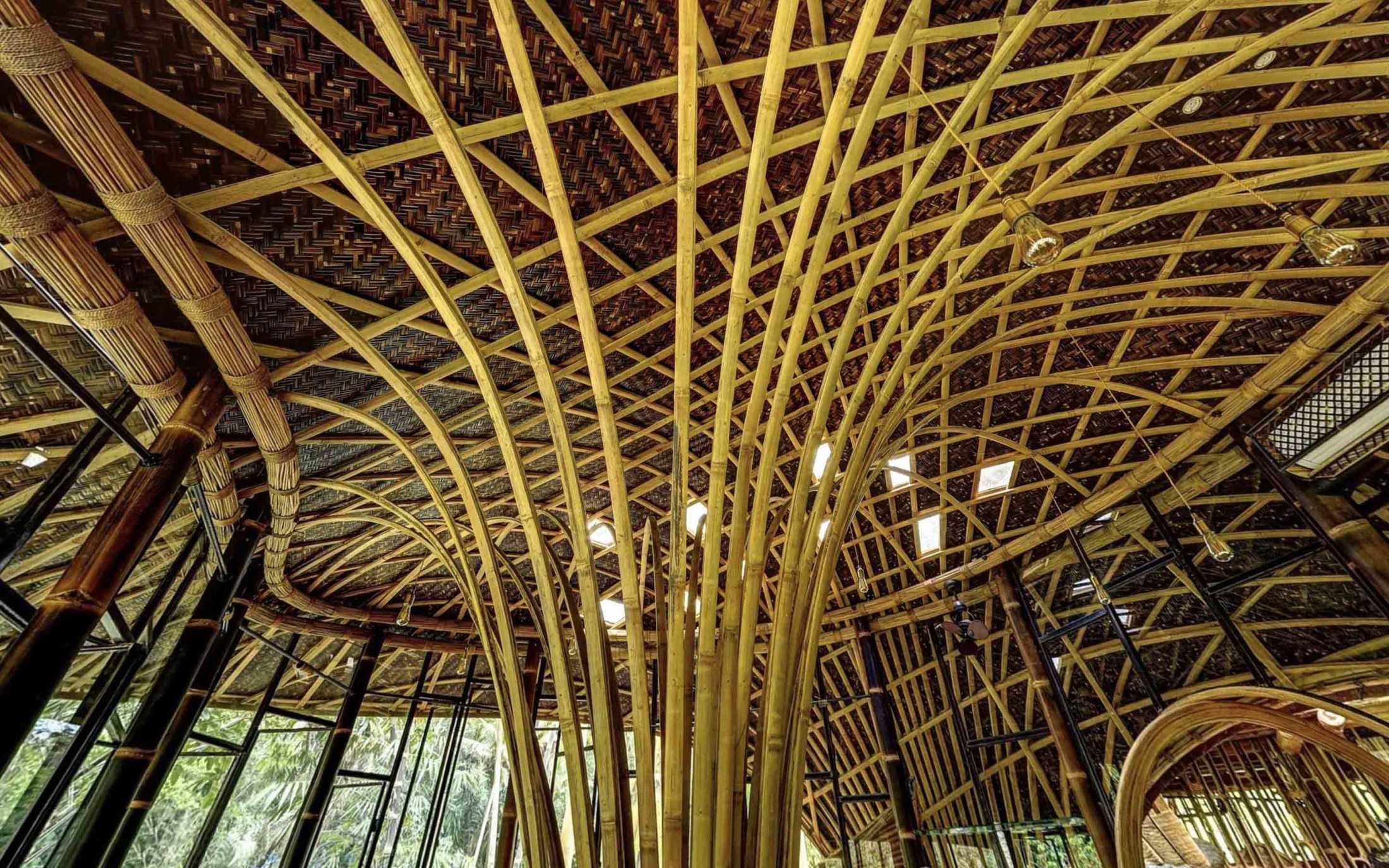 Agung Budi Raharsa | Architecture & Engineering Riverbend Bamboo House - Bali Bali, Indonesia Bali, Indonesia Agung-Budi-Raharsa-Riverbend-House-Bali  88718
