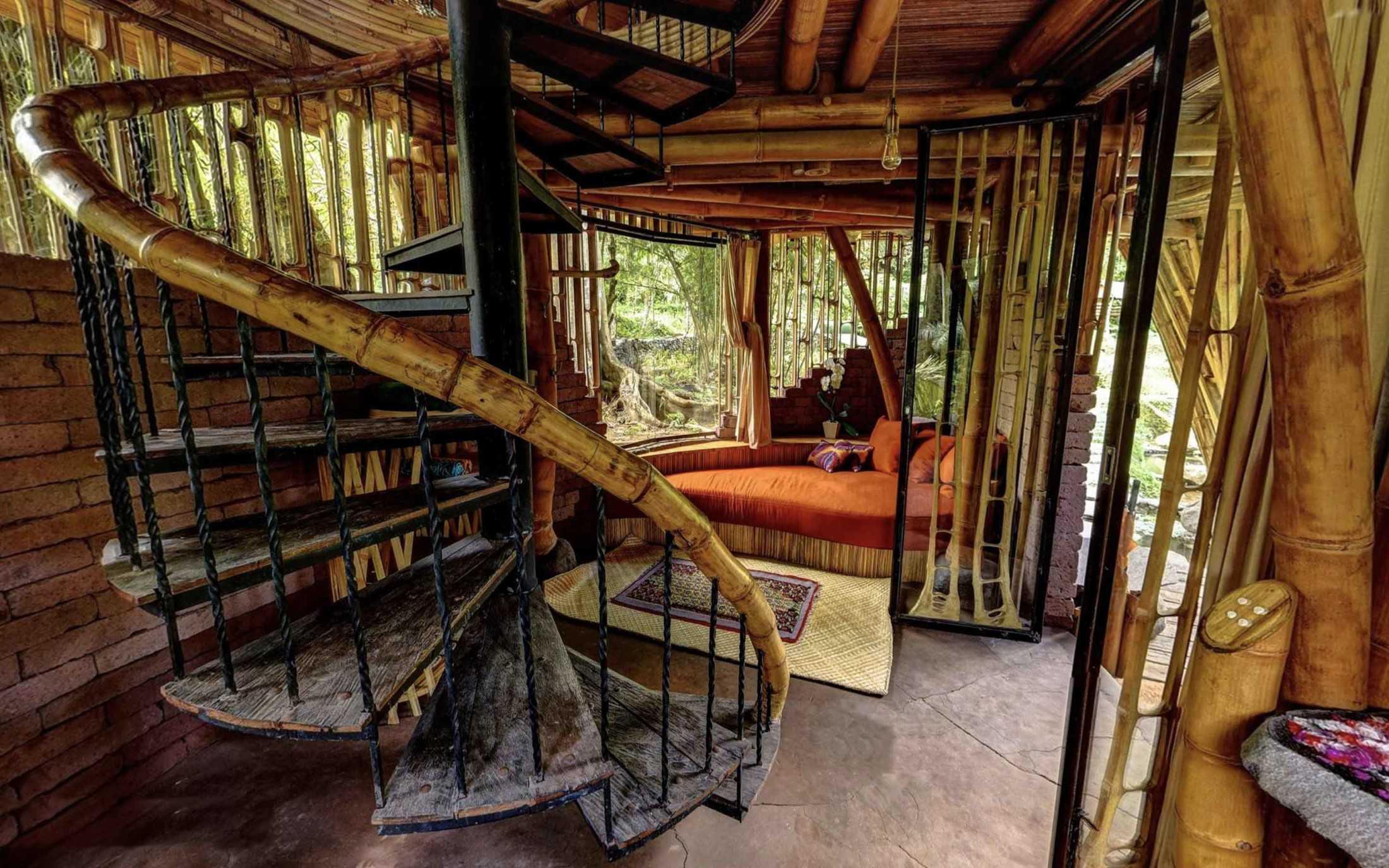 Agung Budi Raharsa | Architecture & Engineering Riverbend Bamboo House - Bali Bali, Indonesia Bali, Indonesia Agung-Budi-Raharsa-Riverbend-House-Bali  88721