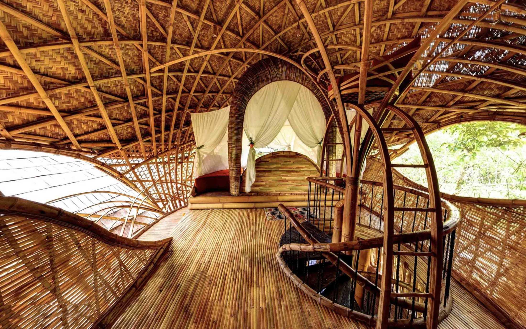 Agung Budi Raharsa | Architecture & Engineering Riverbend Bamboo House - Bali Bali, Indonesia Bali, Indonesia Agung-Budi-Raharsa-Riverbend-House-Bali  88723