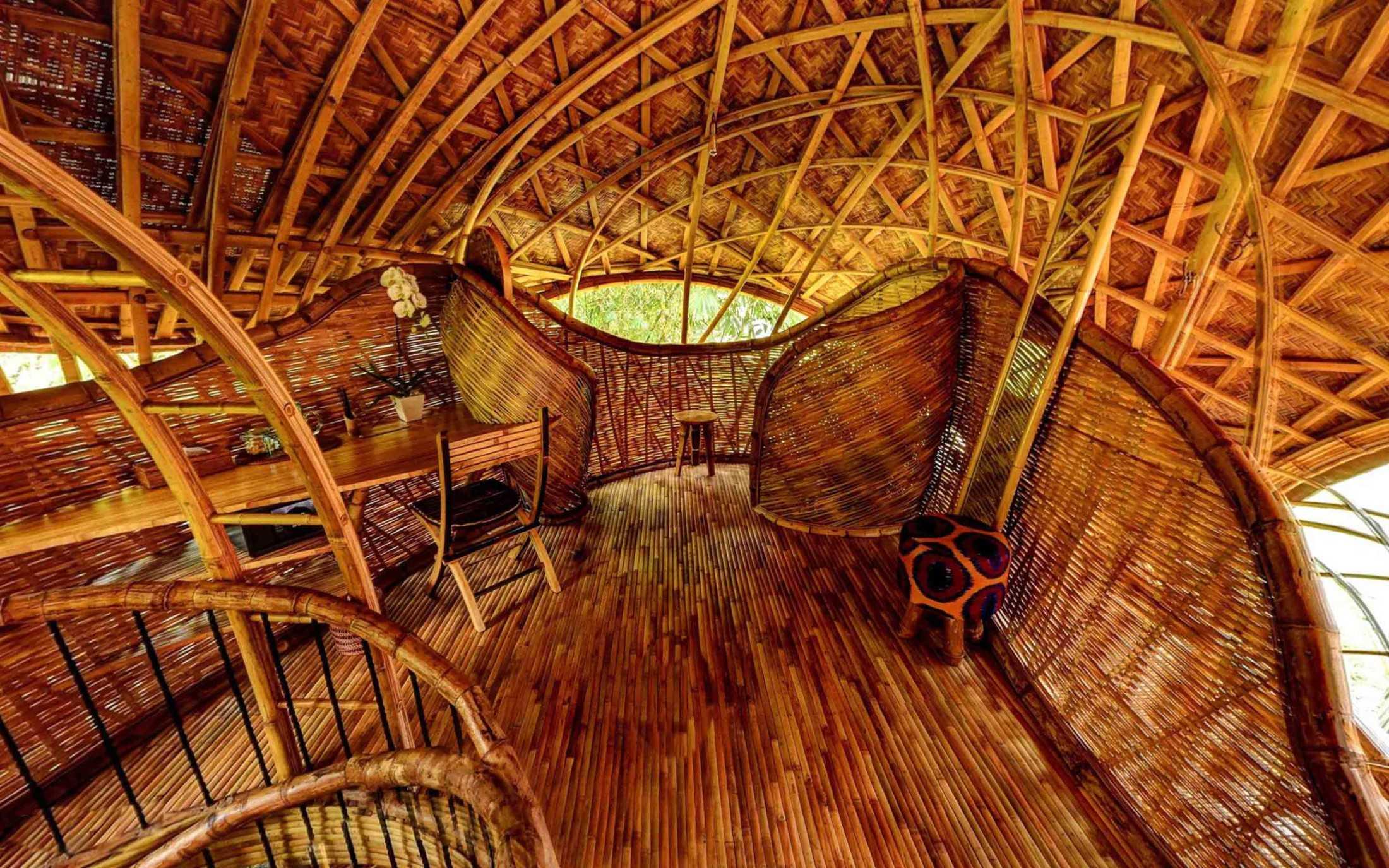 Agung Budi Raharsa | Architecture & Engineering Riverbend Bamboo House - Bali Bali, Indonesia Bali, Indonesia Agung-Budi-Raharsa-Riverbend-House-Bali  88724