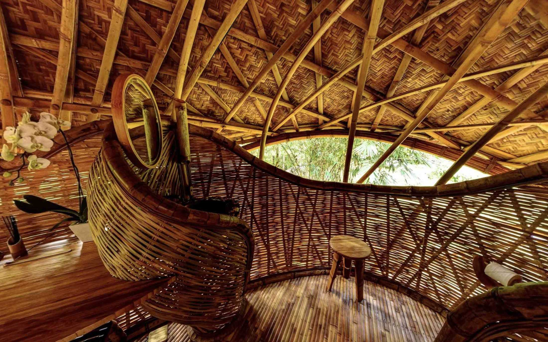 Agung Budi Raharsa | Architecture & Engineering Riverbend Bamboo House - Bali Bali, Indonesia Bali, Indonesia Agung-Budi-Raharsa-Riverbend-House-Bali  88725