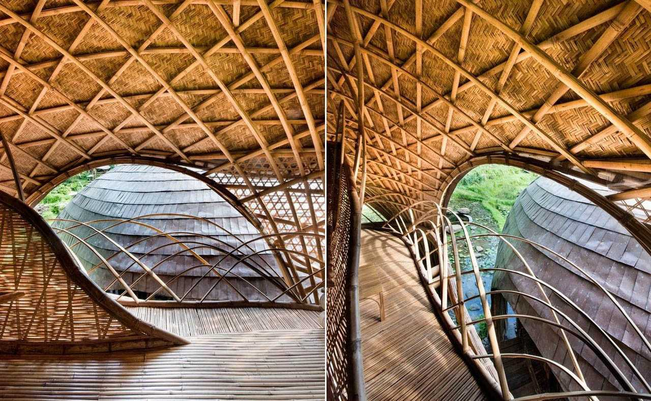 Agung Budi Raharsa | Architecture & Engineering Riverbend Bamboo House - Bali Bali, Indonesia Bali, Indonesia Agung-Budi-Raharsa-Riverbend-House-Bali  88727