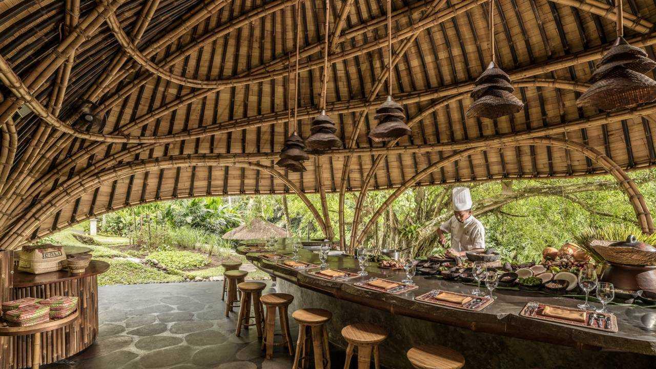 Agung Budi Raharsa | Architecture & Engineering Sokasi Bamboo Cooking Class / School - Bali Bali, Indonesia Bali, Indonesia Agung-Budi-Raharsa-Sokasi-Cooking-Class-School-Bali  88749