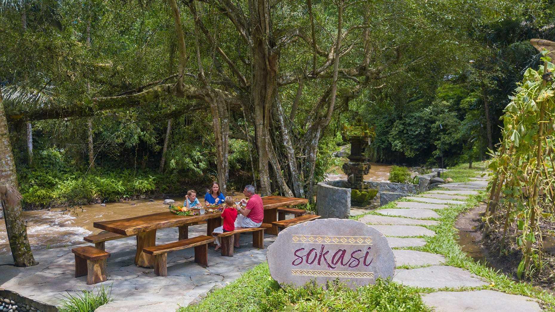 Agung Budi Raharsa | Architecture & Engineering Sokasi Bamboo Cooking Class / School - Bali Bali, Indonesia Bali, Indonesia Agung-Budi-Raharsa-Sokasi-Cooking-Class-School-Bali  88761