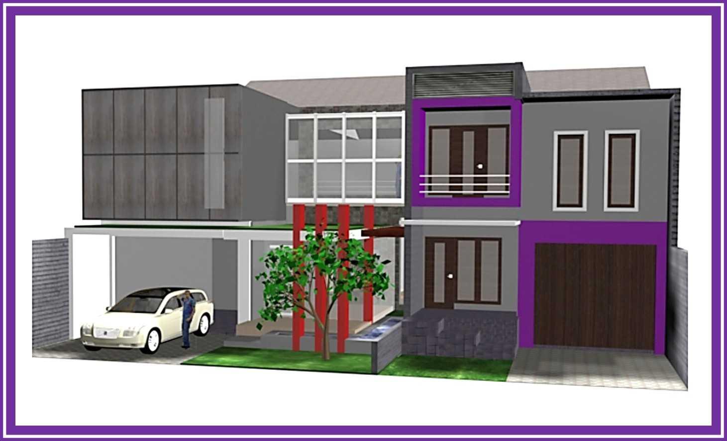 Ideall Design Rumah Junction Box Kec. Jagakarsa, Kota Jakarta Selatan, Daerah Khusus Ibukota Jakarta, Indonesia Kec. Jagakarsa, Kota Jakarta Selatan, Daerah Khusus Ibukota Jakarta, Indonesia Denah Lantai 1 & 2 Minimalist 114216