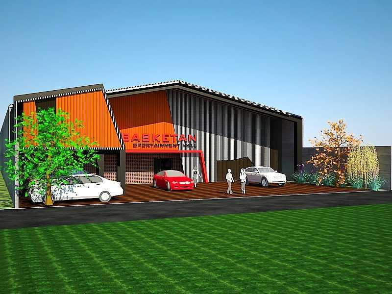Ideall Design Basketan Sportainment Hall Kec. Ciputat, Kota Tangerang Selatan, Banten, Indonesia Kec. Ciputat, Kota Tangerang Selatan, Banten, Indonesia Ideall-Design-Basketan-Sportainment-Hall  118273