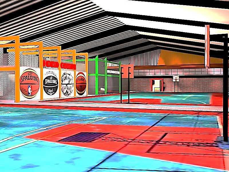 Ideall Design Basketan Sportainment Hall Kec. Ciputat, Kota Tangerang Selatan, Banten, Indonesia Kec. Ciputat, Kota Tangerang Selatan, Banten, Indonesia Ideall-Design-Basketan-Sportainment-Hall  118277