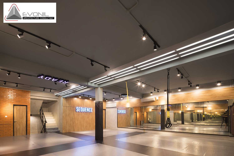 Evonil Architecture Sequence Muay Thai Studio Jakarta, Daerah Khusus Ibukota Jakarta, Indonesia Jakarta, Daerah Khusus Ibukota Jakarta, Indonesia Evonil-Architecture-Sequence-Muay-Thai-Studio  76665