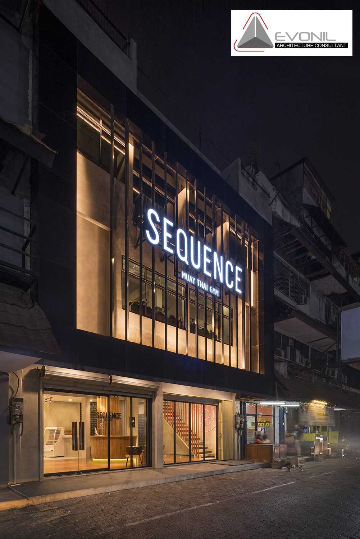 Evonil Architecture Sequence Muay Thai Studio Jakarta, Daerah Khusus Ibukota Jakarta, Indonesia Jakarta, Daerah Khusus Ibukota Jakarta, Indonesia Evonil-Architecture-Sequence-Muay-Thai-Studio  76676