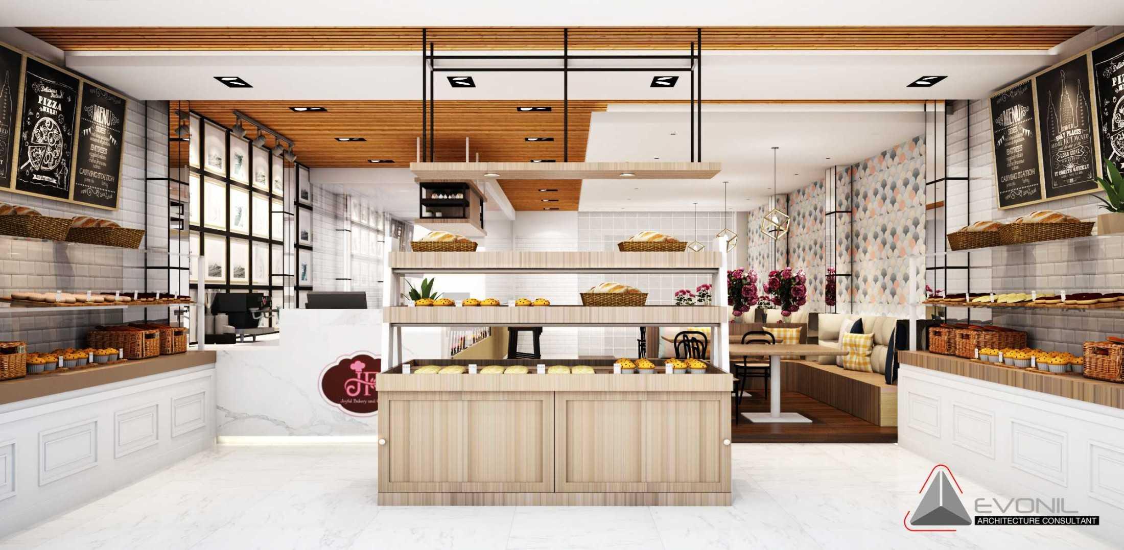 Evonil Architecture Joyful Bakery - Makassar Makassar, Kota Makassar, Sulawesi Selatan, Indonesia Makassar, Kota Makassar, Sulawesi Selatan, Indonesia Joyful Bakery - Makassar  - Evonil Architecture Modern 77971