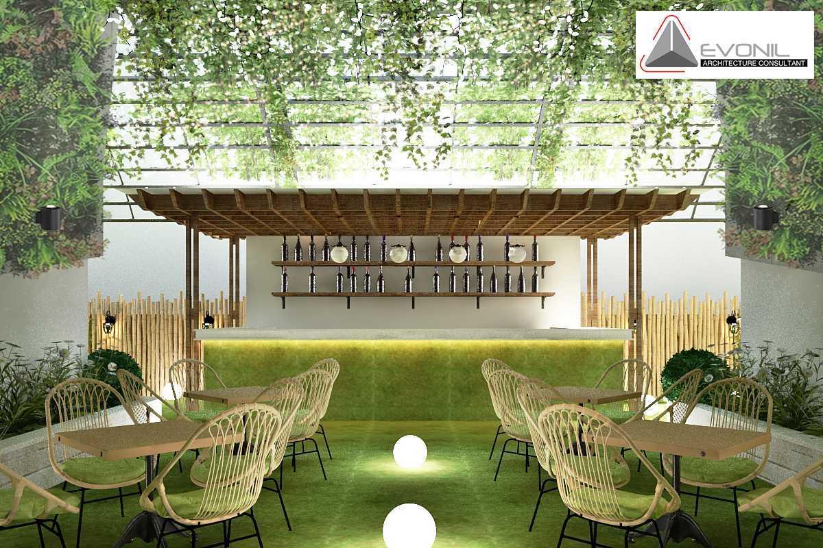 Evonil Architecture Hideaway Restaurant & Bar - Jw Marriott Hotel Jakarta Jakarta, Daerah Khusus Ibukota Jakarta, Indonesia Jakarta, Daerah Khusus Ibukota Jakarta, Indonesia Hideaway - Jw Marriott Hotel Jakarta - Evonil Architecture Tropical 85695