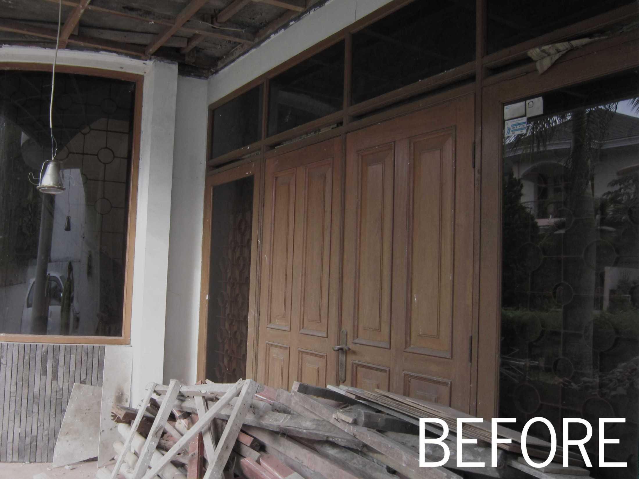 Arkitekt.id Setraduta Kencana Bandung Bandung Sk House - Existing  69580