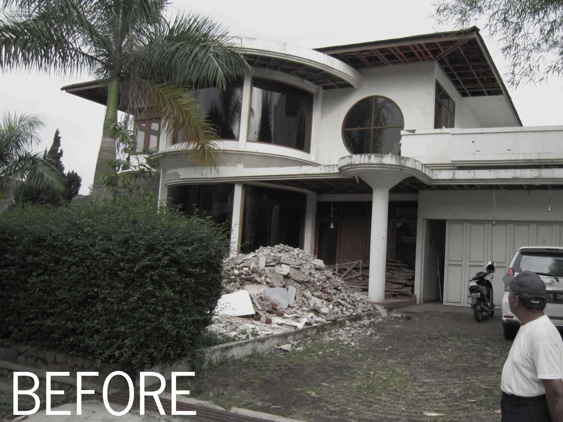 Arkitekt.id Setraduta Kencana Bandung Bandung Sk House - Existing  69582