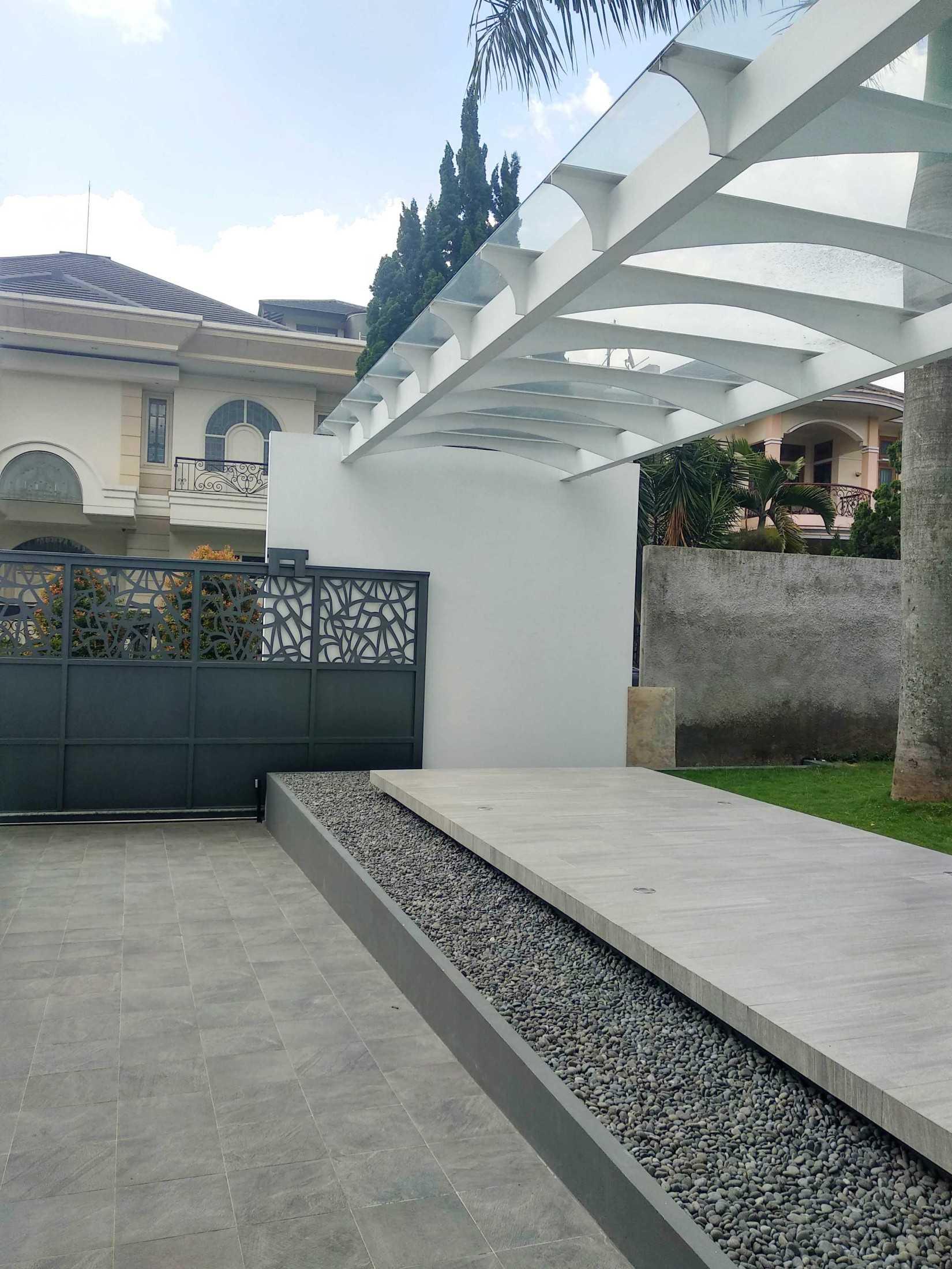 Arkitekt.id Setraduta Kencana Bandung Bandung Sk House - Entrance  69587