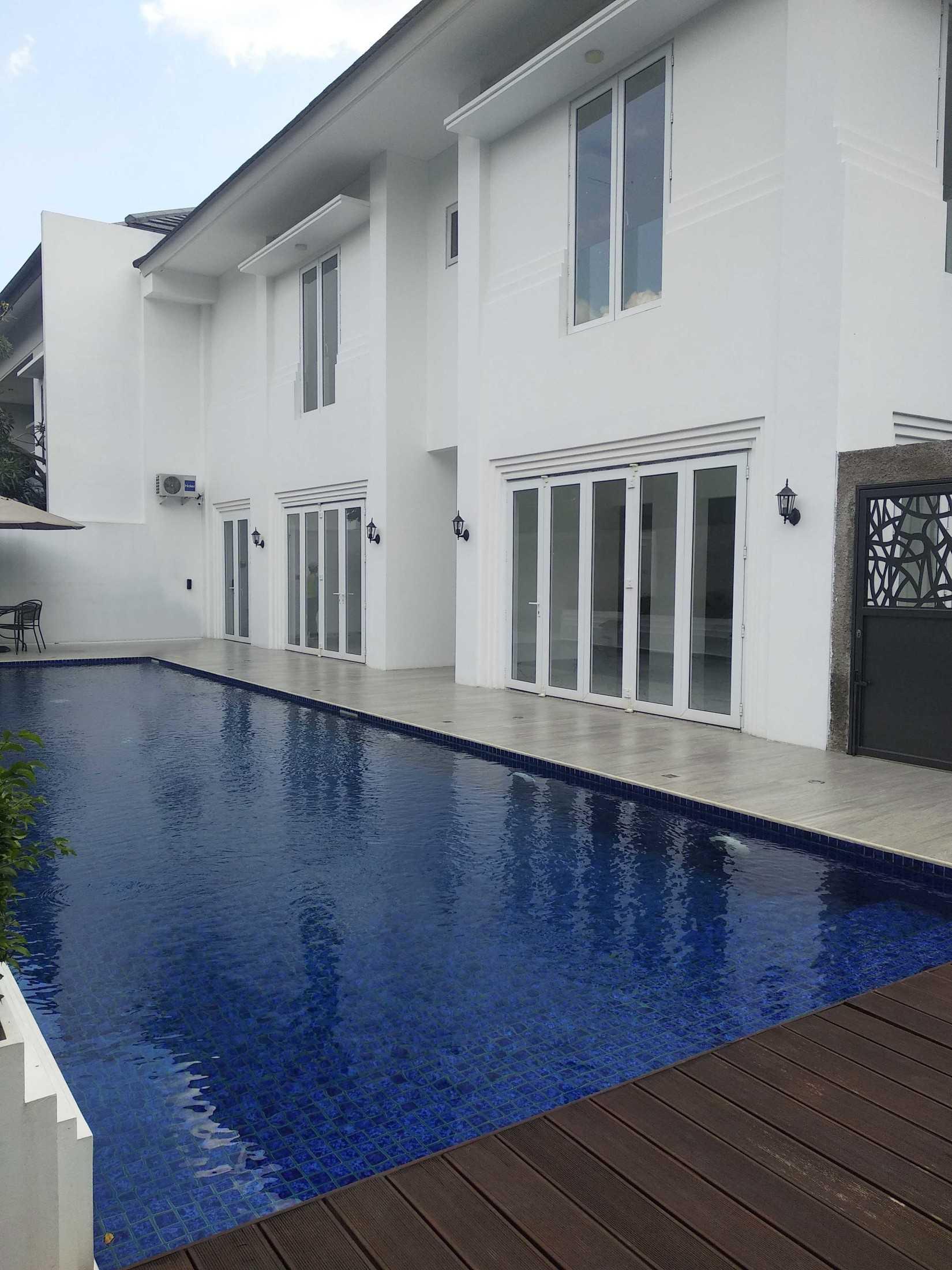 Arkitekt.id Setraduta Kencana Bandung Bandung Sk House - Swimming Pool  69590