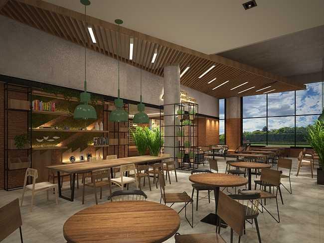 Midst Interiors Cafe Banking Bogor, Jawa Barat, Indonesia Bogor, Jawa Barat, Indonesia Midst-Interiors-Cafe-Banking  86296
