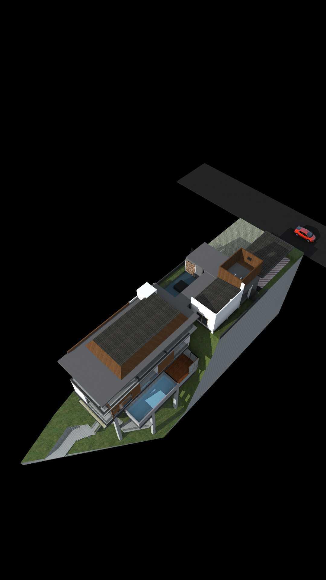 Qavah Architect Rumah Tebing Sukabumi, Sukabumi Regency, Jawa Barat, Indonesia Sukabumi, Sukabumi Regency, Jawa Barat, Indonesia Qavah-Architect-Rumah-Tebing  86823