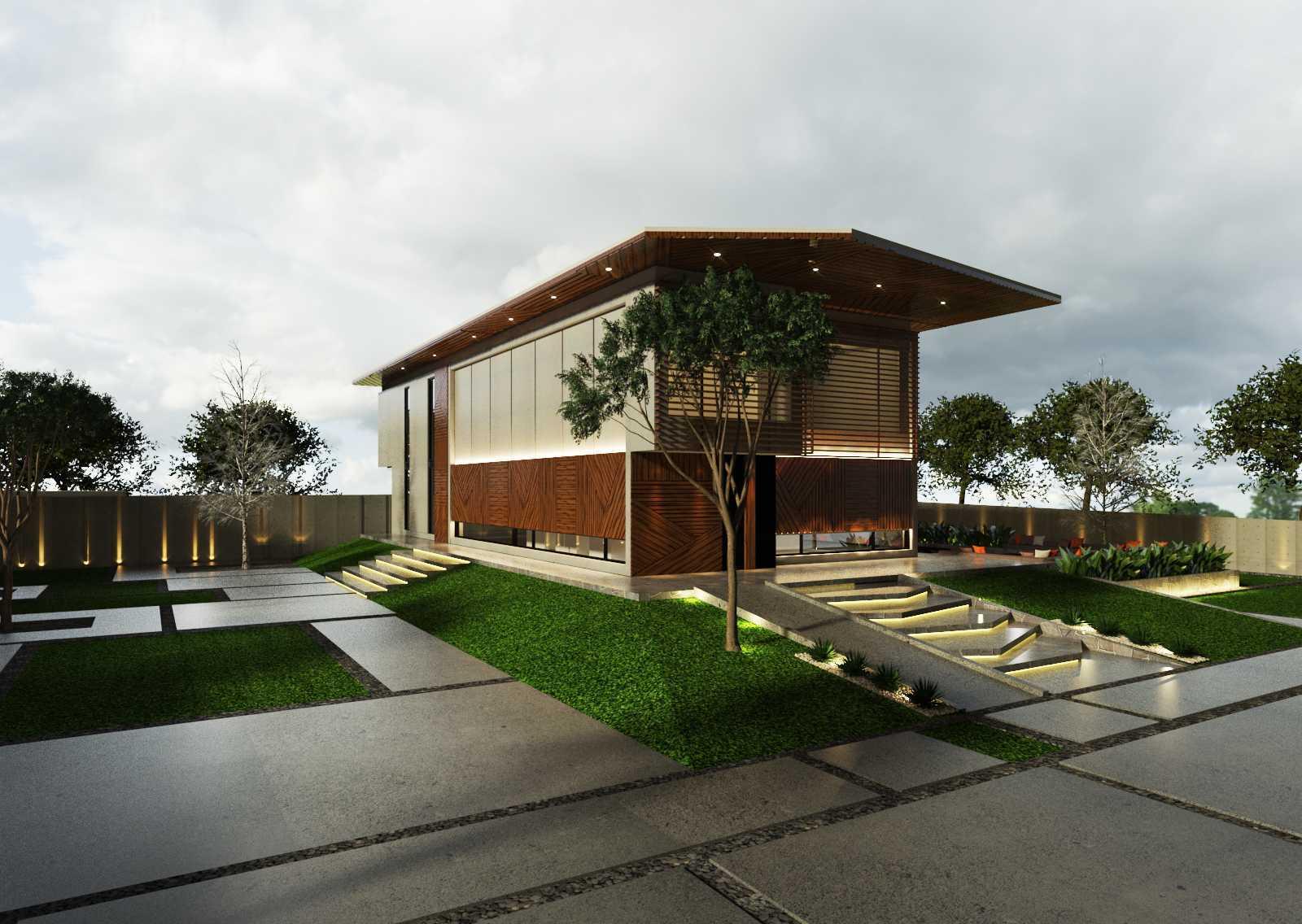 Merah Putih Architecture Io House Indonesia Indonesia Merah-Putih-Architecture-Io-House Contemporary 87596