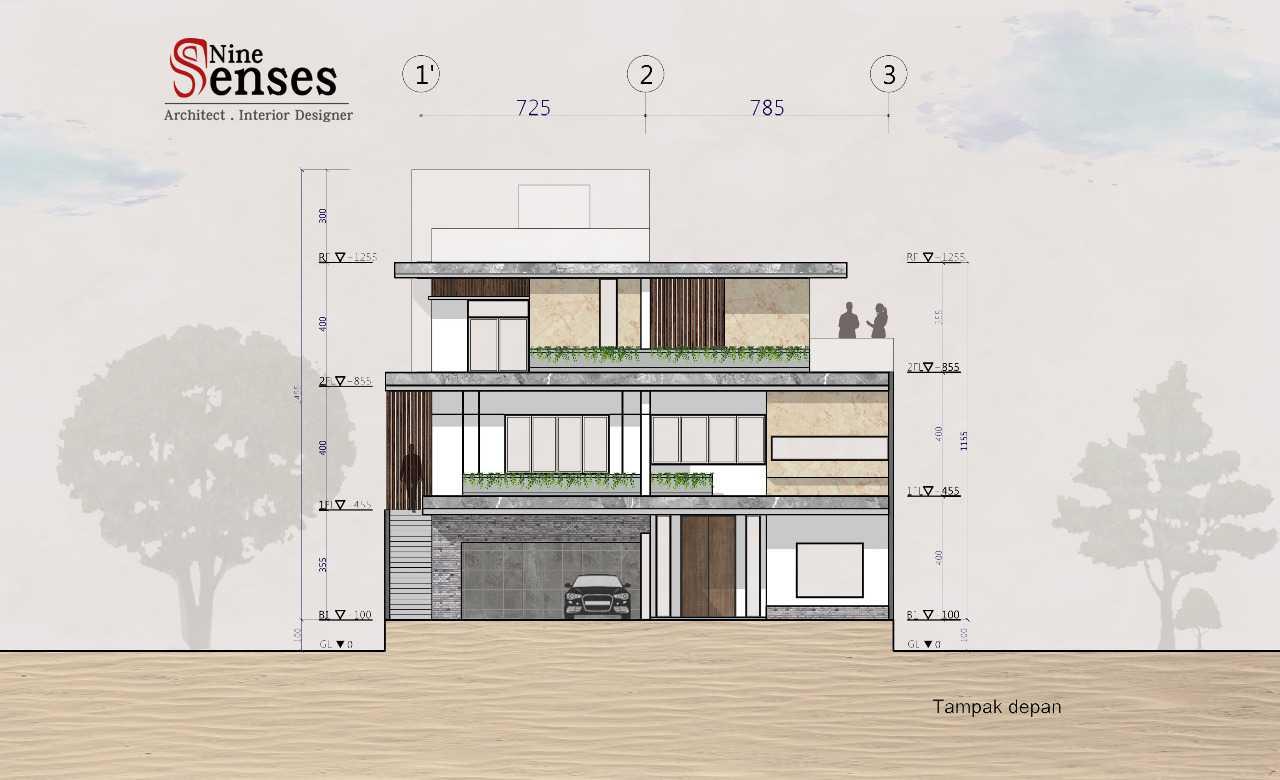 9 Senses Mr R House Medan, Kota Medan, Sumatera Utara, Indonesia Medan, Kota Medan, Sumatera Utara, Indonesia 9Senses Mrs R House Modern 88487