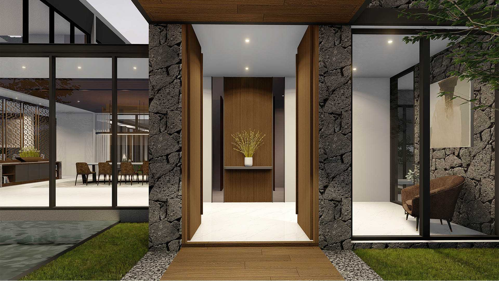 Co Associates J House Lampung, Indonesia Lampung, Indonesia Co-Associates-J-House  97022