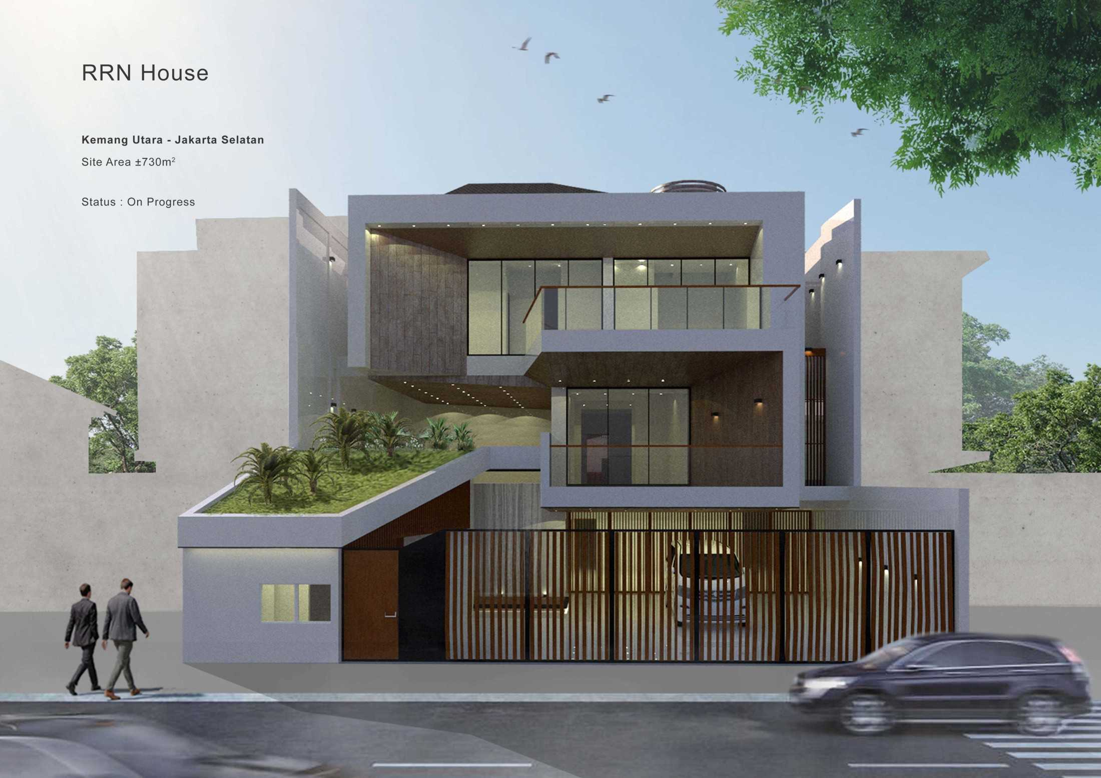 Jasa Design and Build architect rudi elfendes di Padang