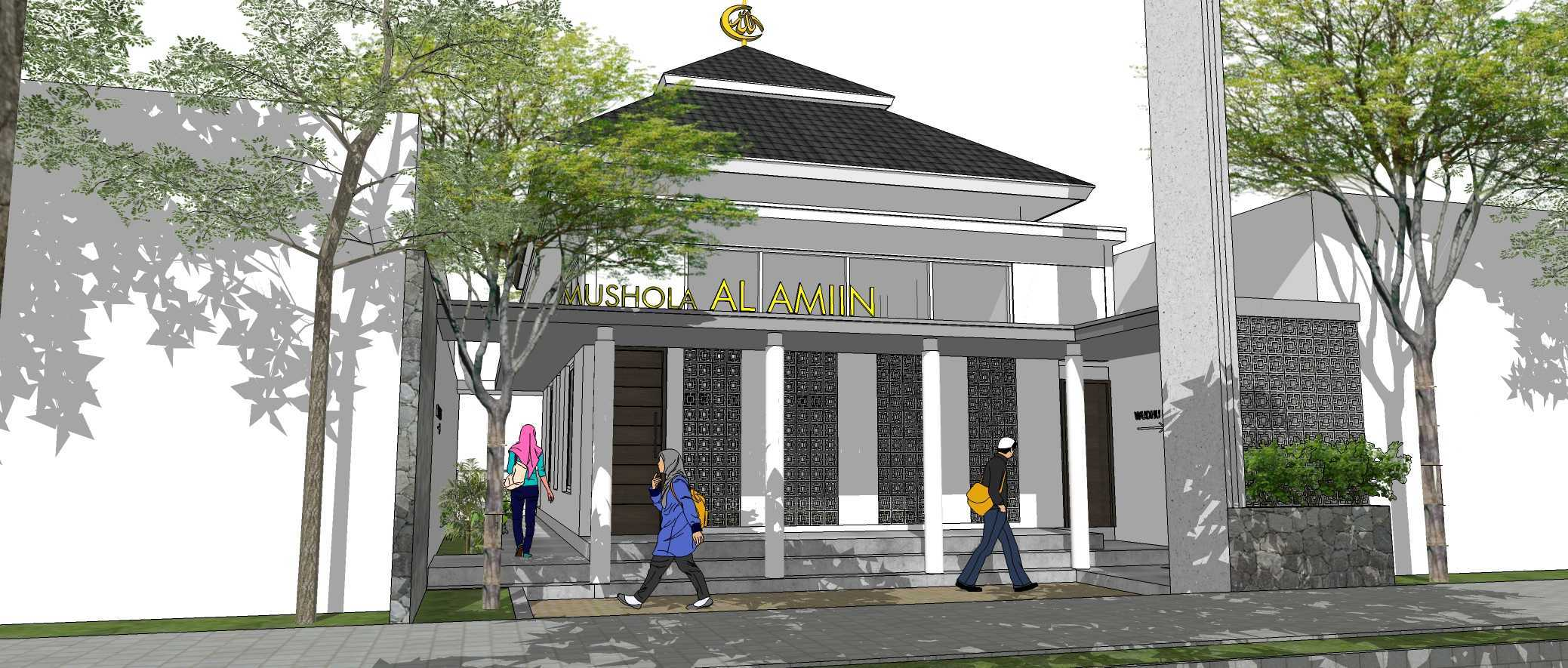 Gradasi Musholla Al Amiin Kabupaten Jombang, Jawa Timur, Indonesia Kabupaten Jombang, Jawa Timur, Indonesia Gradasi7-Musholla-Al-Amiin  89110