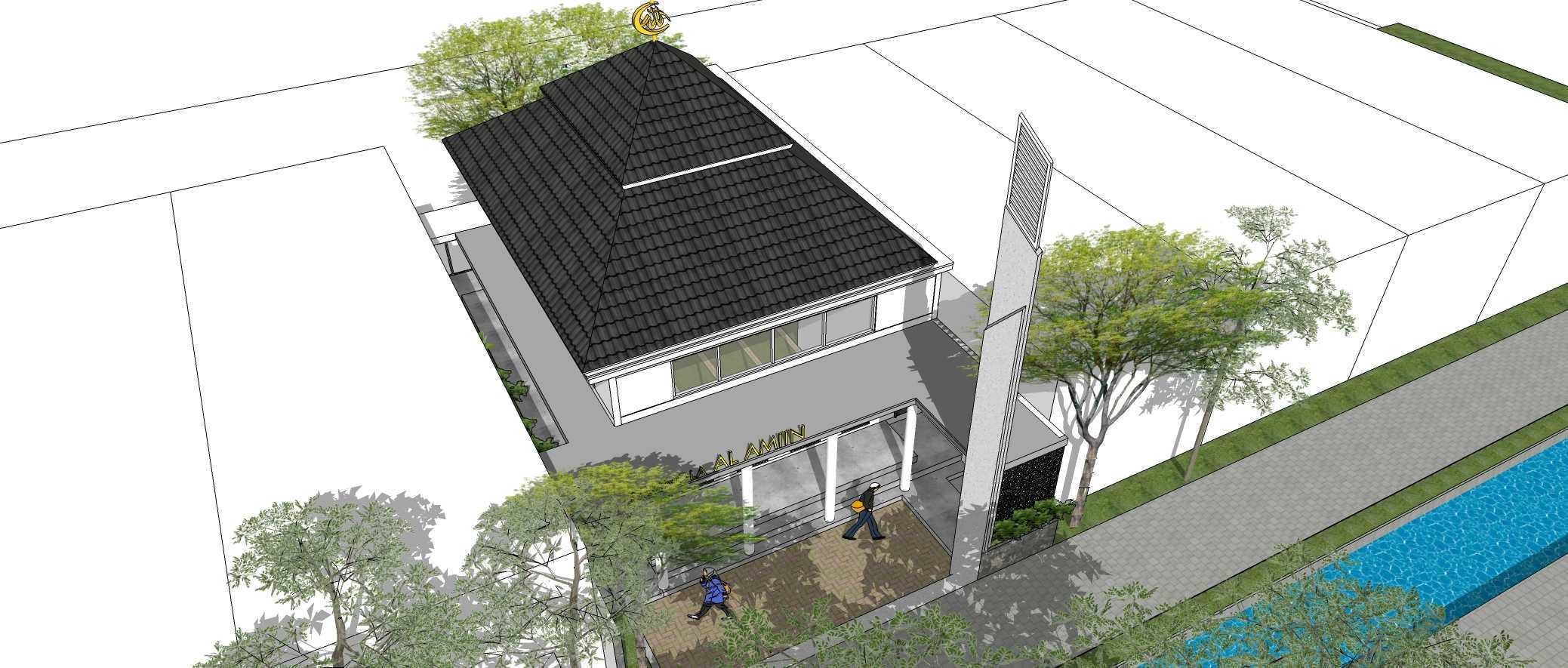 Jasa Design and Build GRADASI di Jombang