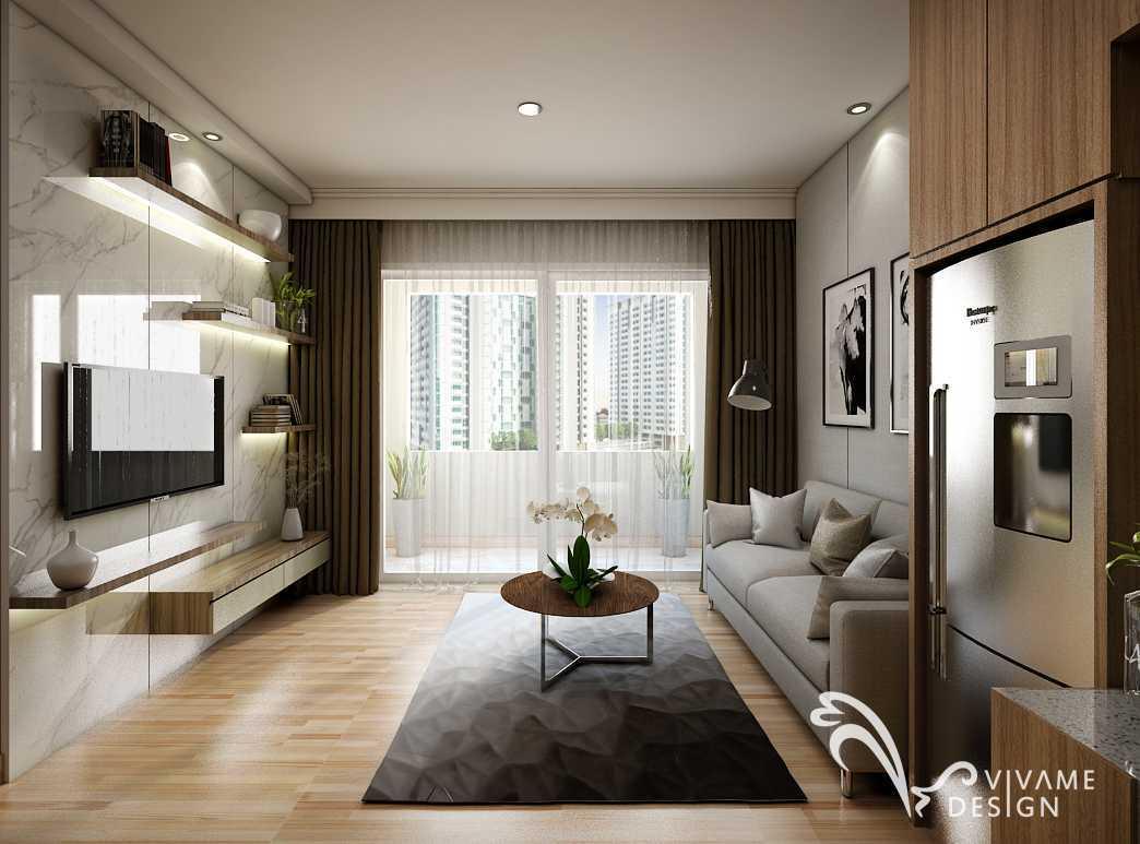 Vivame Design Modern Apartement Jakarta, Daerah Khusus Ibukota Jakarta, Indonesia Jakarta, Daerah Khusus Ibukota Jakarta, Indonesia Vivame-Design-Modern-Apartement  70630