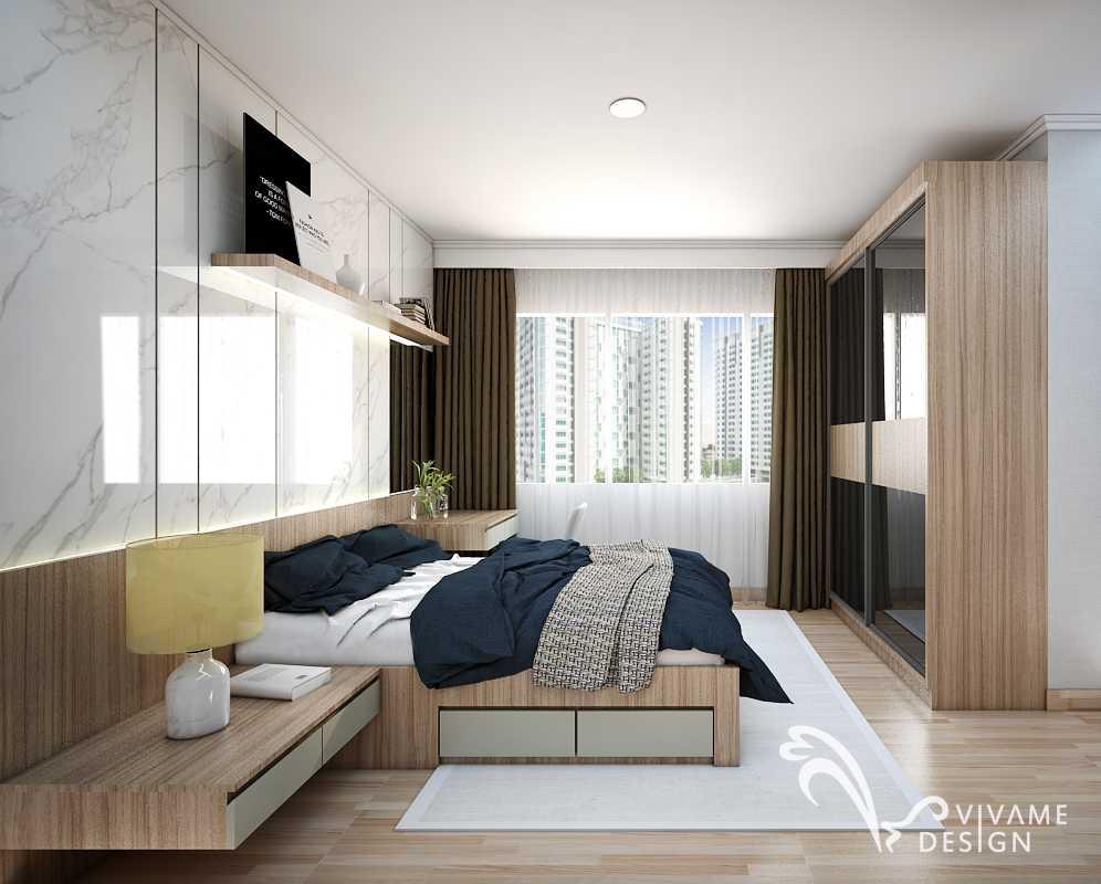 Vivame Design Modern Apartement Jakarta, Daerah Khusus Ibukota Jakarta, Indonesia Jakarta, Daerah Khusus Ibukota Jakarta, Indonesia Vivame-Design-Modern-Apartement  70632