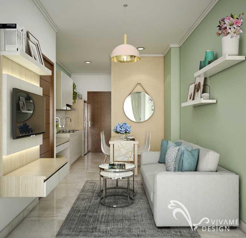 Vivame Design Apartement Brooklyn Studio Jakarta, Daerah Khusus Ibukota Jakarta, Indonesia Jakarta, Daerah Khusus Ibukota Jakarta, Indonesia Vivame-Design-Apartement-Brooklyn-Studio  70636
