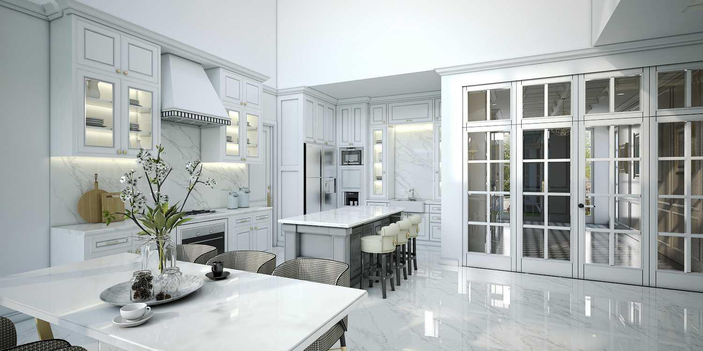Vivame Design Modern Classic Home Jakarta, Daerah Khusus Ibukota Jakarta, Indonesia Jakarta, Daerah Khusus Ibukota Jakarta, Indonesia Vivame-Design-Modern-Classic-Home  70838