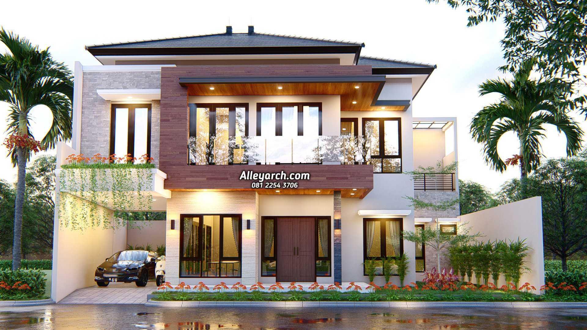 Jasa Arsitek Alleyarch di Jayapura