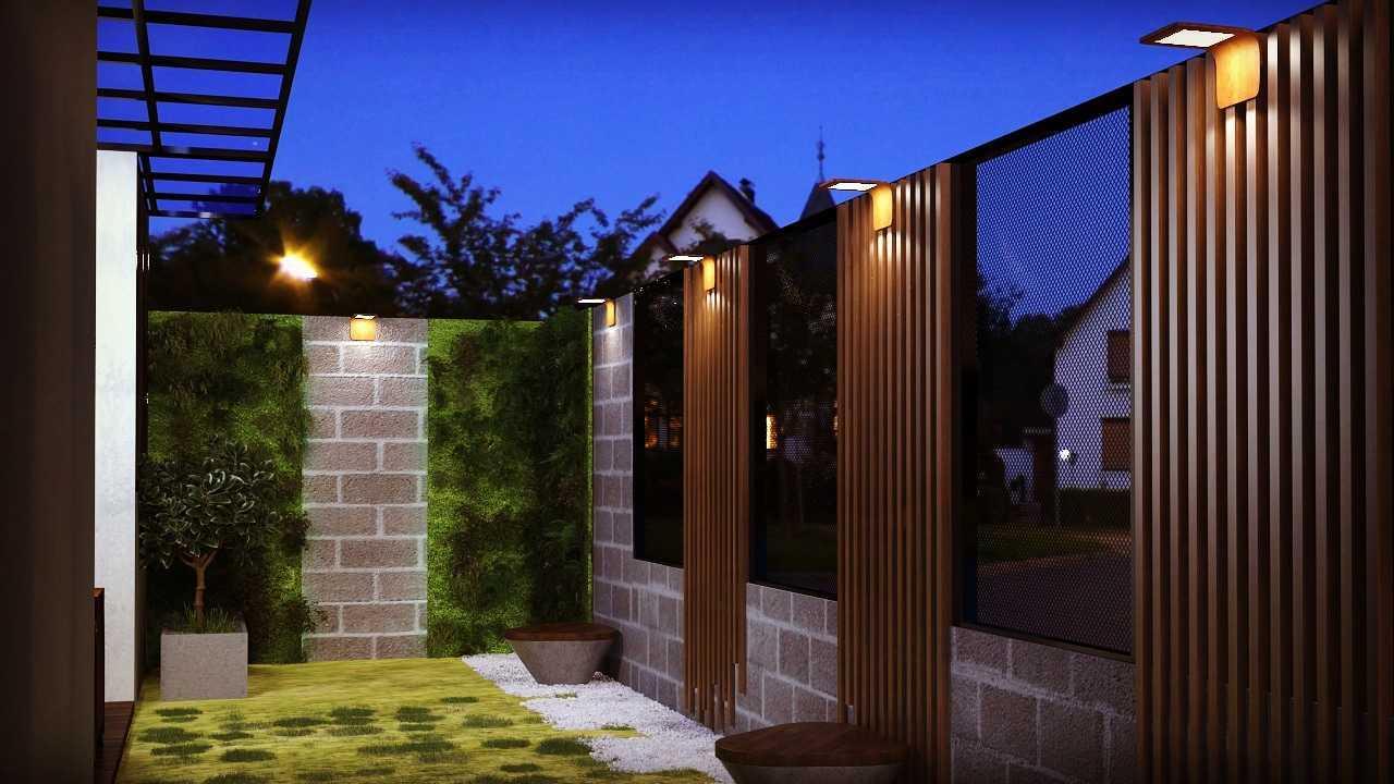 Foto inspirasi ide desain taman industrial Gua-rv-house oleh GUA di Arsitag