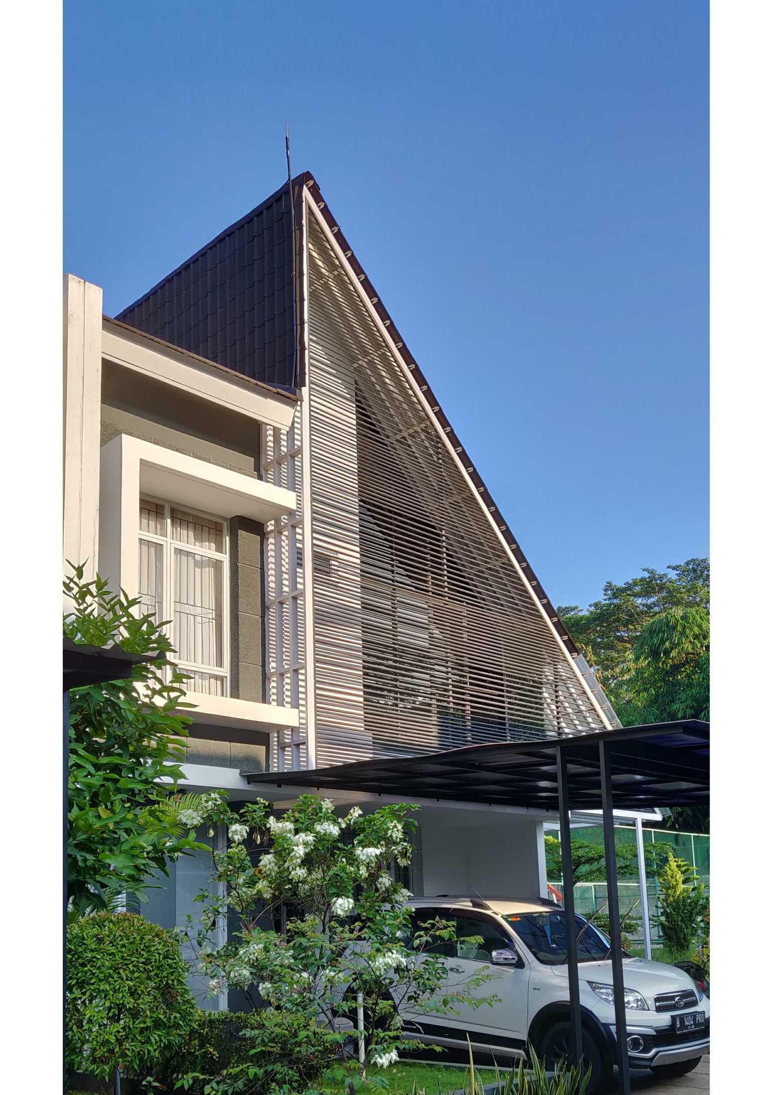 Arsitek Pramudya di Depok