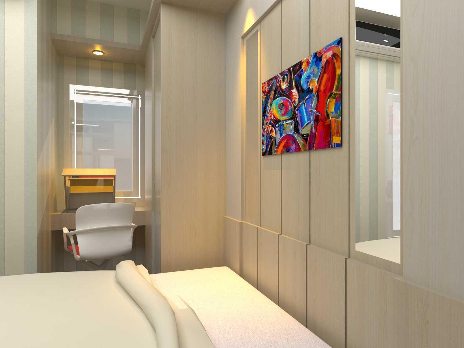 Studio Ffa Interior Apartemen Semarang, Kota Semarang, Jawa Tengah, Indonesia Semarang, Kota Semarang, Jawa Tengah, Indonesia Fery-Fauzi-Interior-Apartemen  111073
