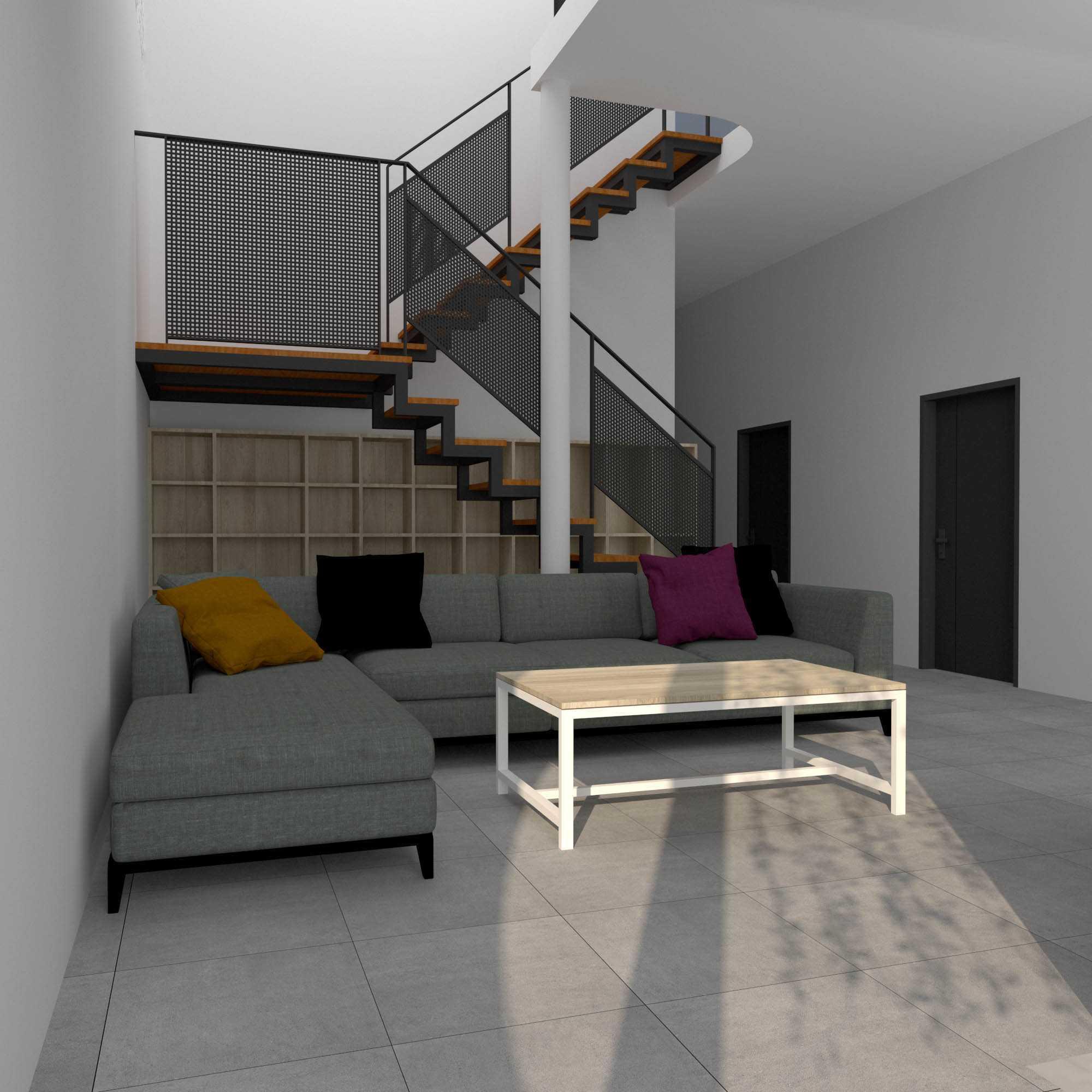 Inawa Arsitek Simple Boarding House Makassar, Kota Makassar, Sulawesi Selatan, Indonesia Makassar, Kota Makassar, Sulawesi Selatan, Indonesia Nasri-Architect-Associate-Simple-Boarding-House  90838