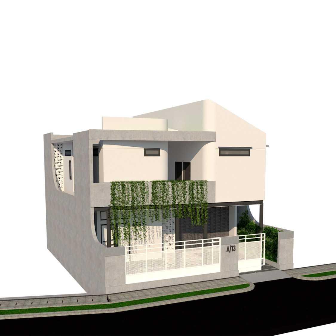 Inawa Arsitek Simple Boarding House Makassar, Kota Makassar, Sulawesi Selatan, Indonesia Makassar, Kota Makassar, Sulawesi Selatan, Indonesia Nasri-Architect-Associate-Simple-Boarding-House  90841