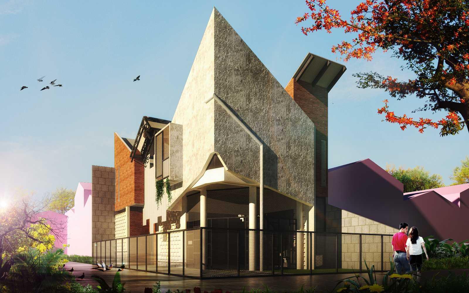 Indoneosian Architect Menjulang Tinggi Surabaya, Kota Sby, Jawa Timur, Indonesia Surabaya, Kota Sby, Jawa Timur, Indonesia Studioindoneosia-Menjulang-Tinggi  60945
