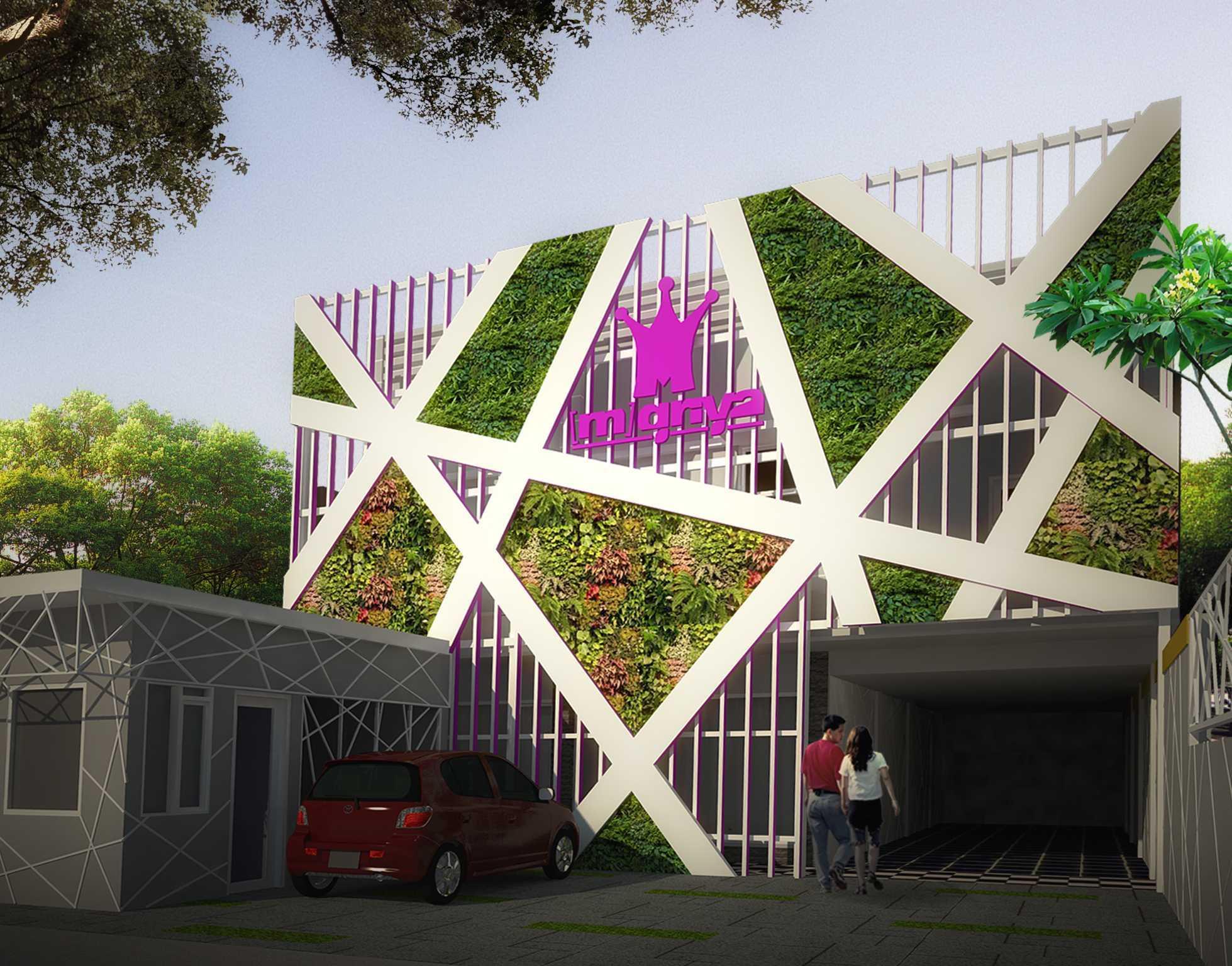 Jasa Arsitek daun architect di Banyumas