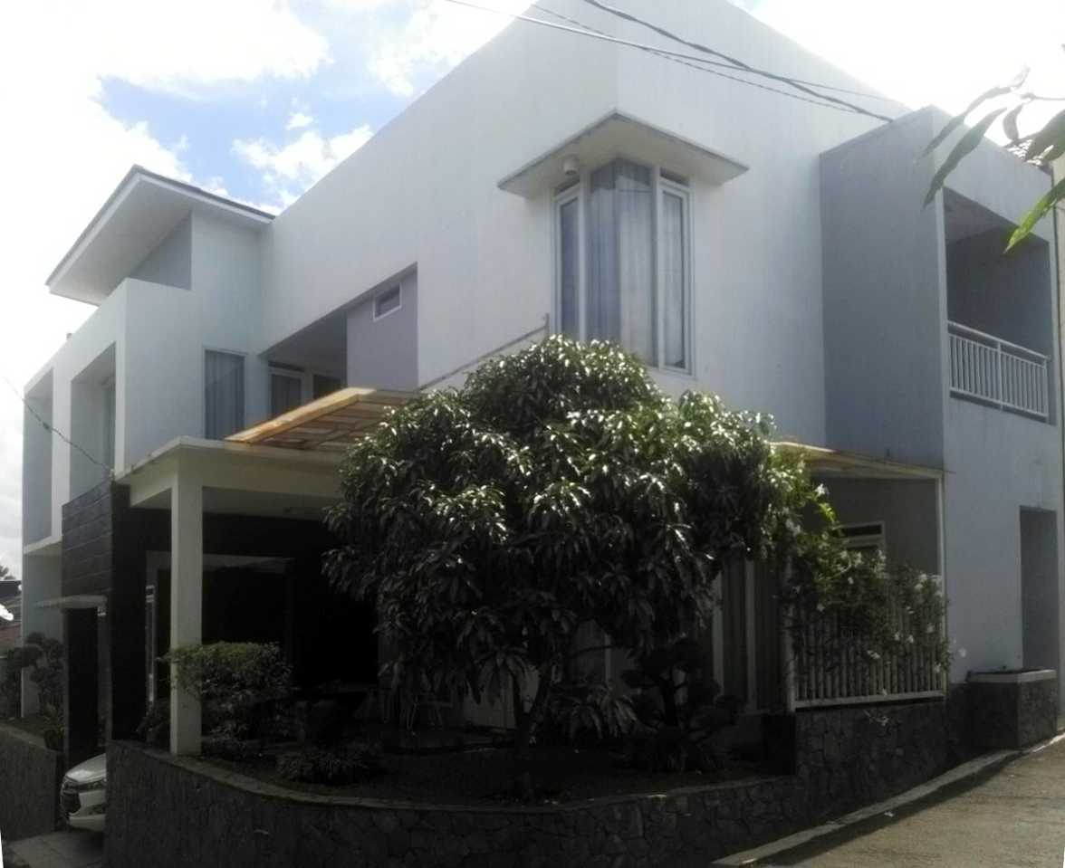 Project Rumah Tinggal Green Garden View desain arsitek ...