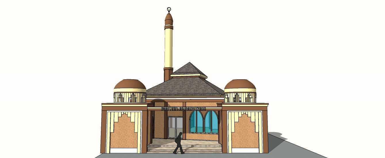 109Dpm Desain Renovasi Masjid Albarokah Kota Depok, Jawa Barat, Indonesia Kota Depok, Jawa Barat, Indonesia 109Dpm-Desain-Renovasi-Masjid-Albarokah  107913