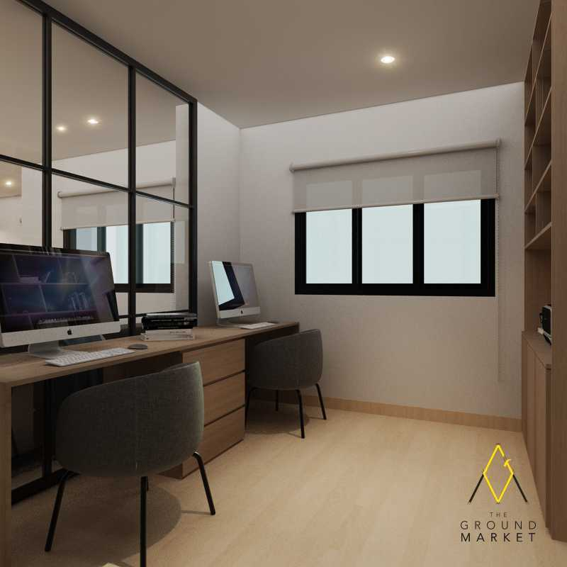 The Ground Market Singapore Apartment Singapura Singapura Study/office Room  61995