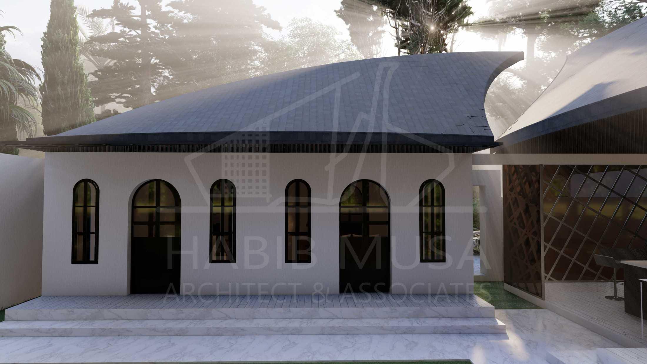 Habib Musa Architect and Associates di Badung
