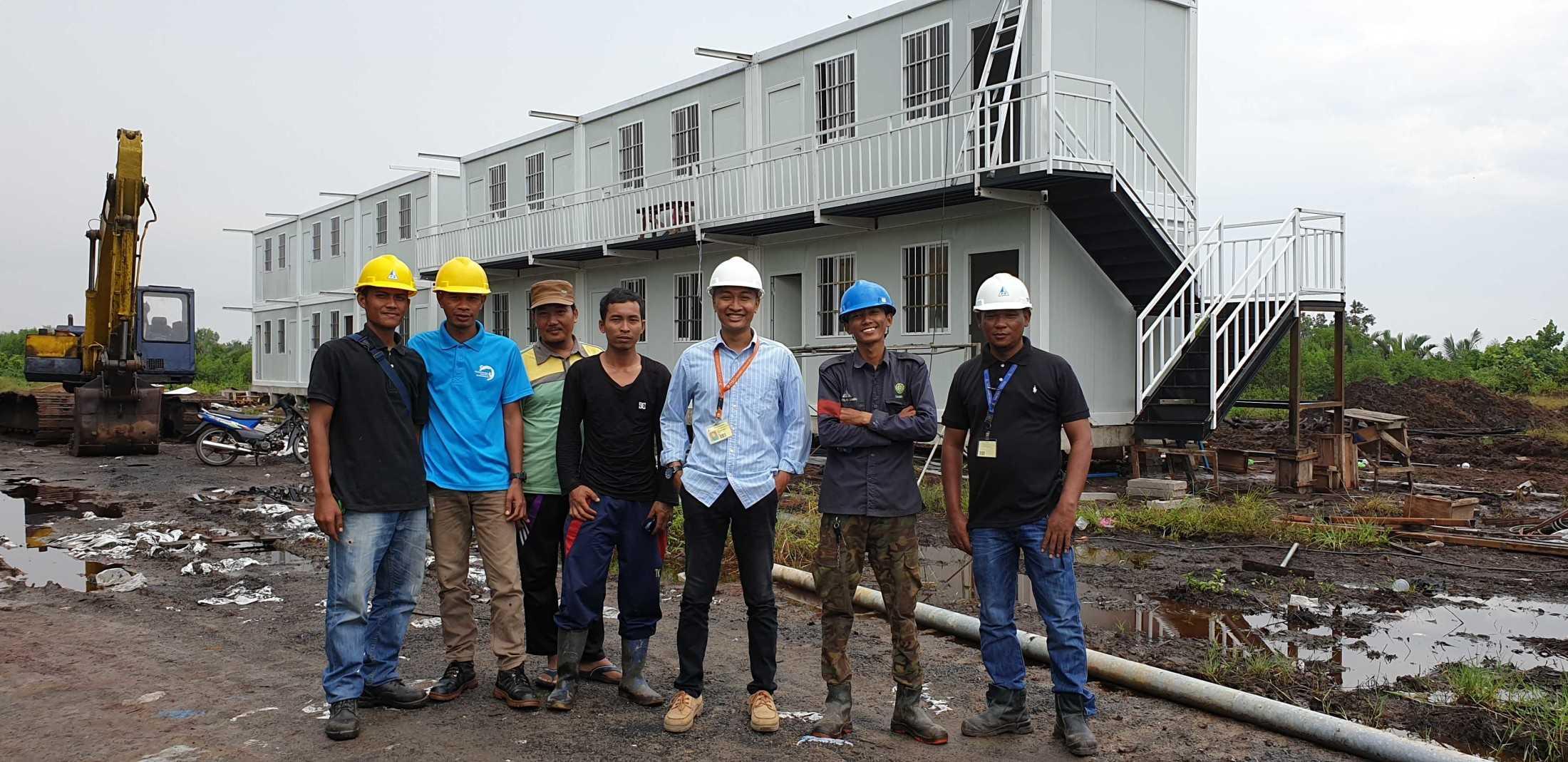 Jasa Design and Build Habib Musa Architect and Associates di Riau