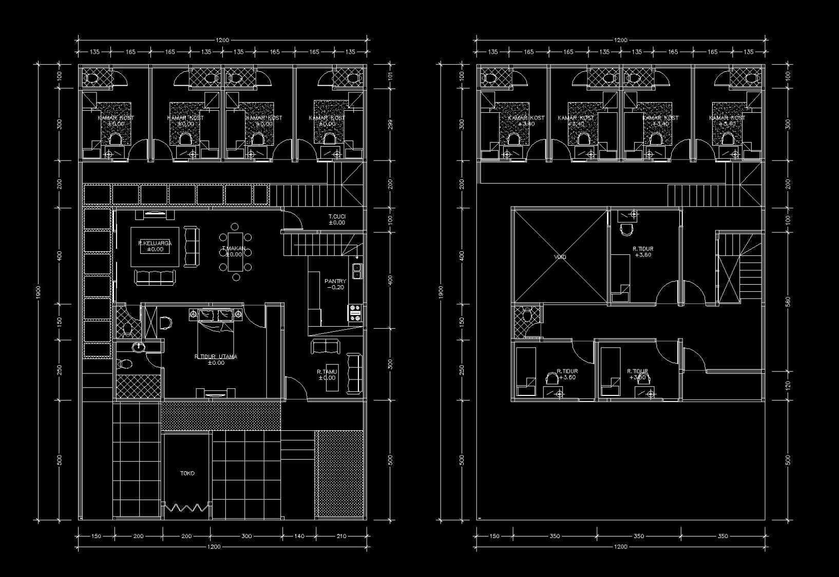 Ashari Architect Studio Desain Rumah Dan Kost Ibu Nita Makassar, Kota Makassar, Sulawesi Selatan, Indonesia Makassar, Kota Makassar, Sulawesi Selatan, Indonesia Ashari-Architect-Studio-Desain-Rumah-Dan-Kost-Ibu-Nita  94951