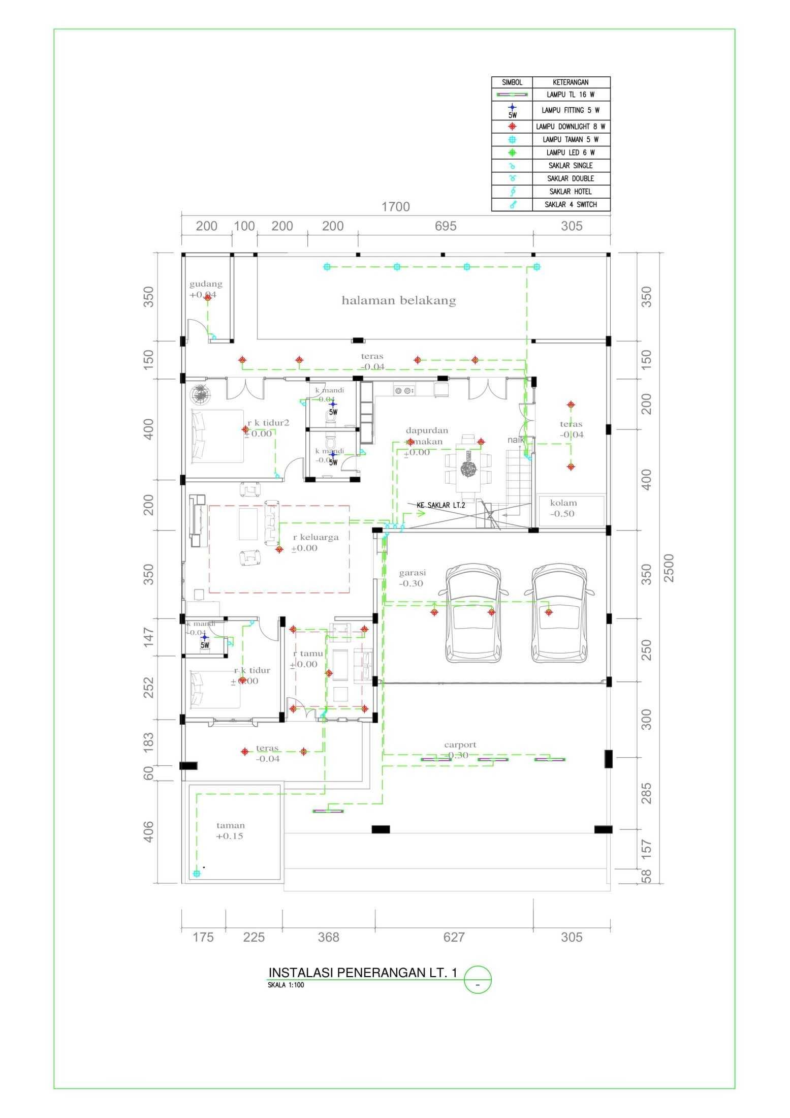 Iyan_Design Rumah Bapak Andi Palembang, Kota Palembang, Sumatera Selatan, Indonesia Palembang, Kota Palembang, Sumatera Selatan, Indonesia Iyandesign-Rumah-Bapak-Andi  93732