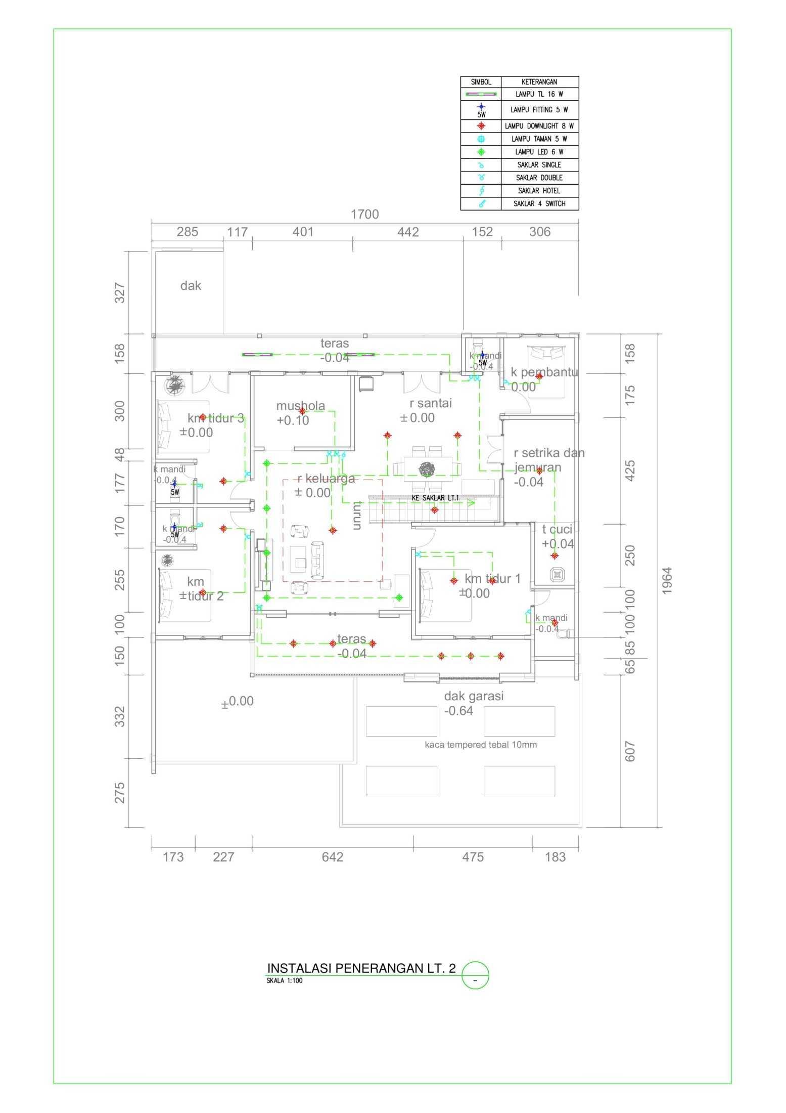 Iyan_Design Rumah Bapak Andi Palembang, Kota Palembang, Sumatera Selatan, Indonesia Palembang, Kota Palembang, Sumatera Selatan, Indonesia Iyandesign-Rumah-Bapak-Andi  93734