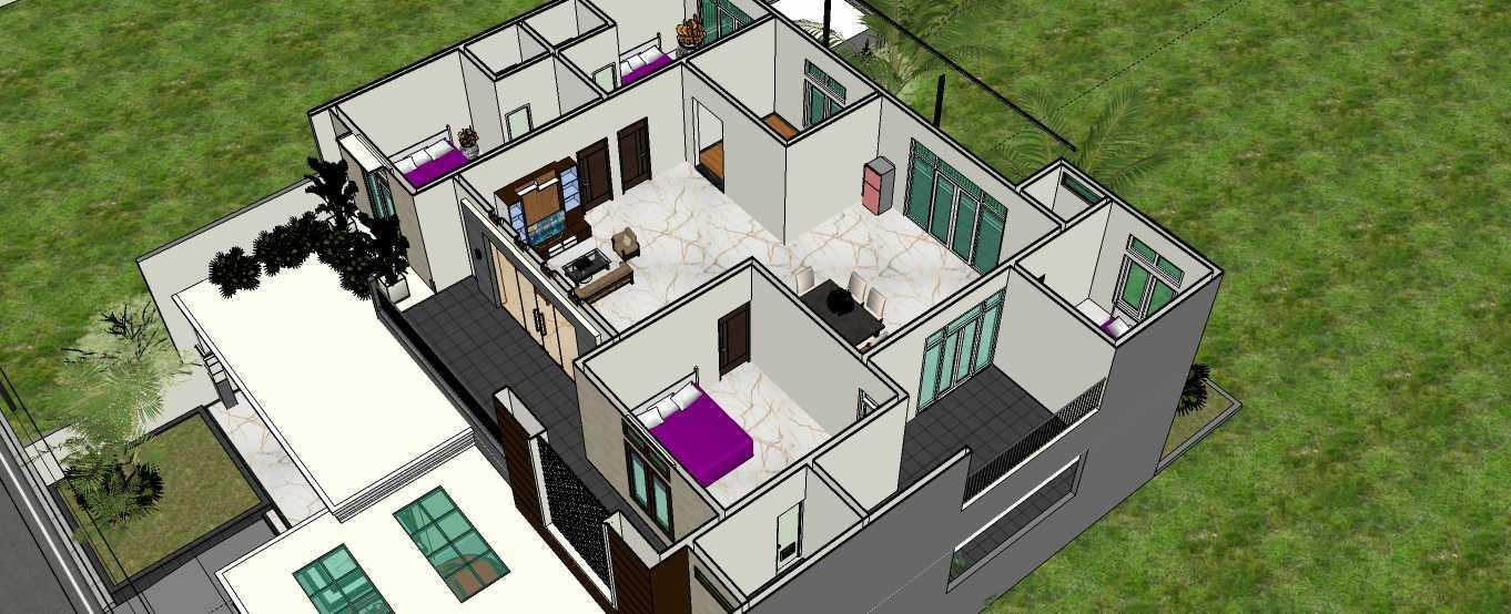 Iyan_Design Rumah Bapak Andi Palembang, Kota Palembang, Sumatera Selatan, Indonesia Palembang, Kota Palembang, Sumatera Selatan, Indonesia Iyandesign-Rumah-Bapak-Andi  93747